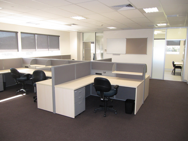 Dominion office interiors commercial design and for Home office fitout